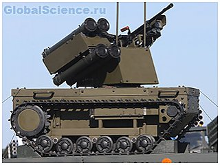 Боевые роботы пополнят армию России уже в 2020 году
