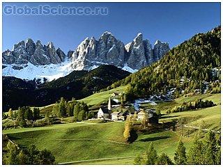В Швейцарских Альпах будет построен новый небоскреб
