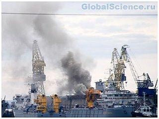 Подлодку «Орел» затопили из-за неудачных попыток потушить пожар