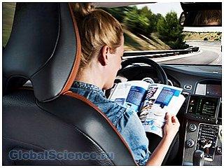 Ниссан собирается выпускать автомобили с автопилотом