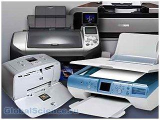 Диагностировать инфекции можно будет на офисном принтере