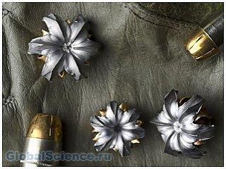 В Англии разработали экспансивную пулю – смертельный цветок Дум-Дум