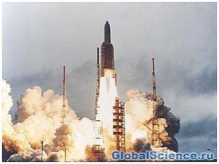 Ракета «Ариана-5» успешно запущена в космос