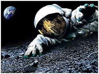 Астронавты могут страдать от слабоумия