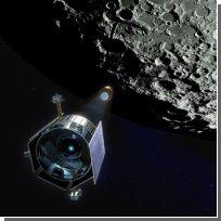 Лунный модуль NASA готов к бомбардировке Луны