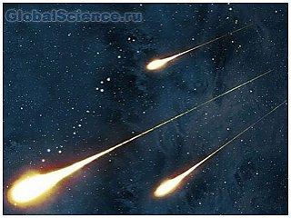 В период с 7 - 28 мая жители Москвы станут свидетелями метеоритного дождя Эта-Аквариды