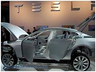 Современная разработка - новый аккумулятор от Тесла