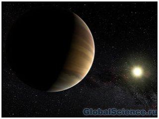 Снимок экзопланеты в видимом спектре