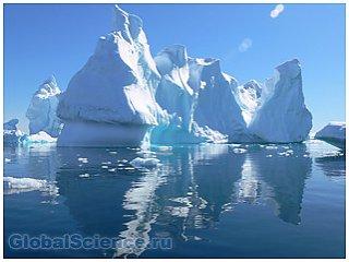 Таяние льдов в Арктике спровоцировали новую эру на Земле