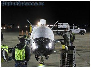 Новая миссия секретного беспилотника X-37B