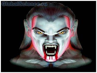 Астральный вампир, который питается страхами