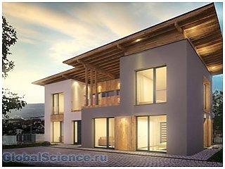 Ученые спроектировали дом с годовым расходом энергии меньше 200 евро