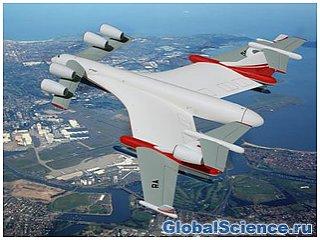 Уникальный космический самолет создается в РФ