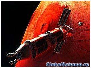 В два раза сократить время полета на Марс планирует НАСА
