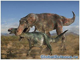 В Британии найдены останки хищного динозавра