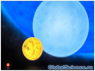 Ученые обнаружили рядом с нашим солнцем гигантскую планету