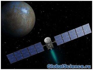 Космический зонд Dawn перенес технический сбой