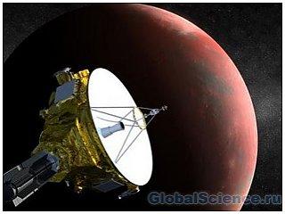 Зонд Horizons сблизится с планетой Плутон