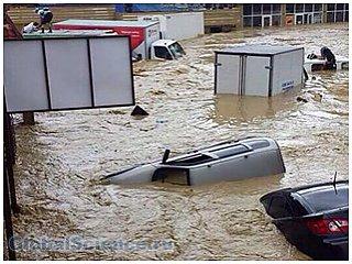 Виновными в наводнениях в Сочи и лесных пожарах в Сибири являются люди