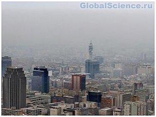 Зафиксировано небывалое загрязнение воздуха