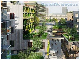 В Финляндии будут строить город будущего без автомобилей