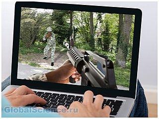 Компьютерные игры вызывают агрессию