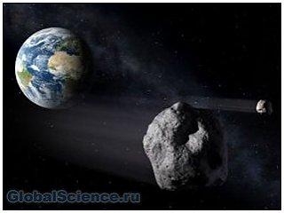 Ученые NASA выдвинули еще одну версию столкновения с землей астероида