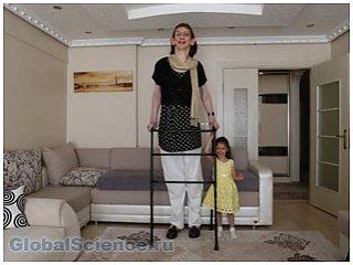 Самая высокая девушка планеты – ученица 11 класса