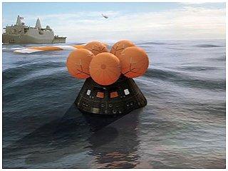 В NASA испытали парашютную систему Orion