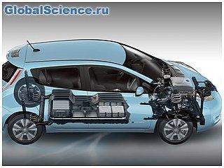 Сенсационный прорыв в разработке электромобилей от компании Nissan