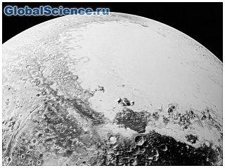 New Horizons передал на Землю фотографии заката на Плутоне