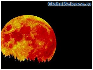 В NASA рассказали, где можно будет увидеть «кровавую луну» 27 сентября