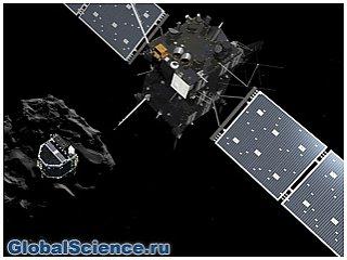 Попытки оживить зонд Philae на комете Чурюмова–Герасименко