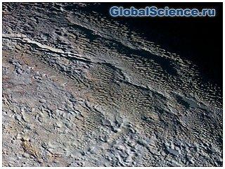 Новости из системы Плутона