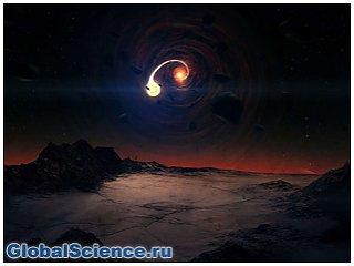 Астрофизики: Черные дыры