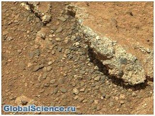 Ученые обнаружили на Марсе речную гальку