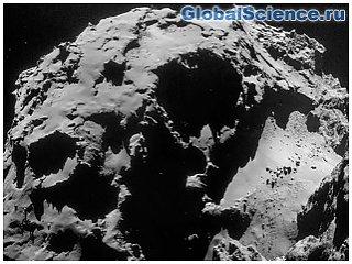 ЕКА смонтировало видео посадки «Филы» на комету Чурюмова-Герасименко