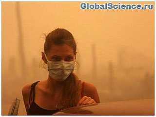 Загрязненный воздух интенсивнее впитывается через кожу