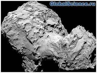 Ученые объяснили форму кометы ЧУРЮМОВА-ГЕРАСИМЕНКО