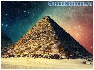 Египетские пирамиды просканируют с помощью космических лучей