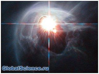 Новый снимок звездной системы DI Cha