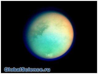 Ледяное облако-монстр обнаружили ученые на Титане