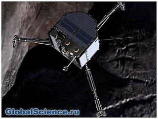 Новые подробности миссии Rosetta-Philae