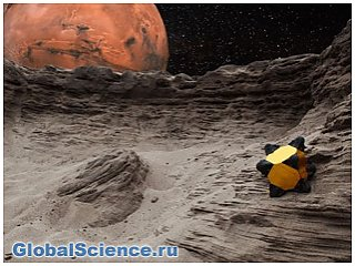 Новый марсоход NASA будет прыгать