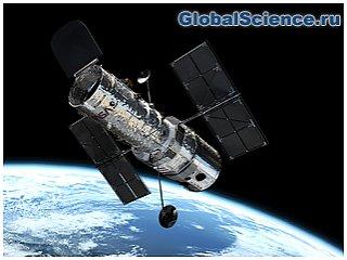 «Хаббл» заснял умирающую после «космического ДТП» галактику
