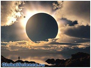 Конец света, в результате которого Земля погрузится во тьму