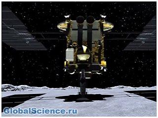 Японский зонд Хаябуса-2 пролетел вблизи Земли, выполнив гравитационый манёвр видео