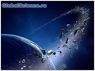 Ученые придумали пожиратель спутников для сбора космического мусора