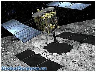 Зонд Хаябуса-2 вышел на траекторию сближения с астероидом Рюгу