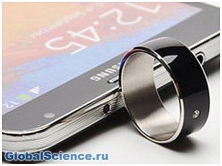 Samsung забронировала патент умного кольца для работы со смартфонами